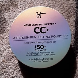 It cosmetics cc NWOB airbrush powder